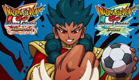 Inazuma Eleven GO Chrono Stones