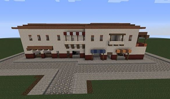 Insula 2 Minecraft