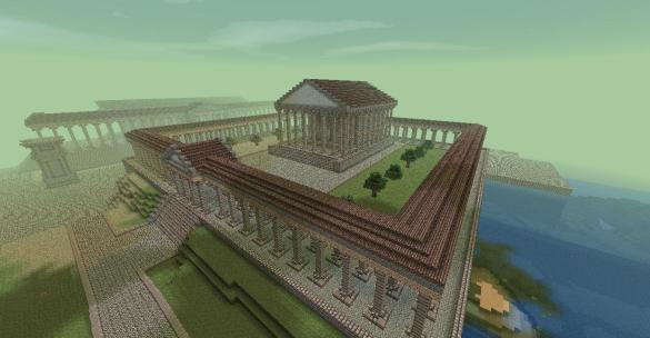 Templo Minecraft 2
