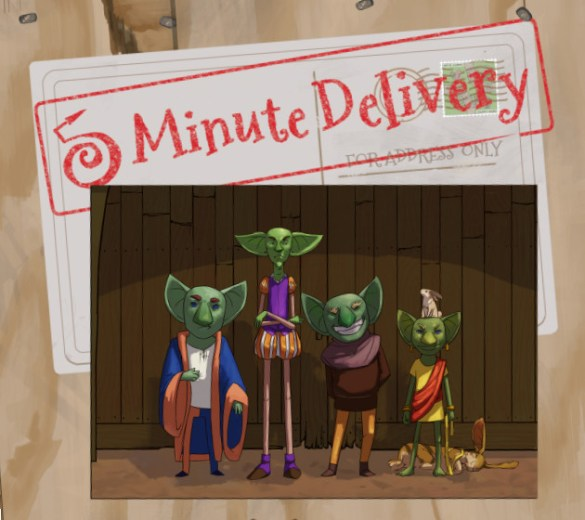 Five Minutes Delivery