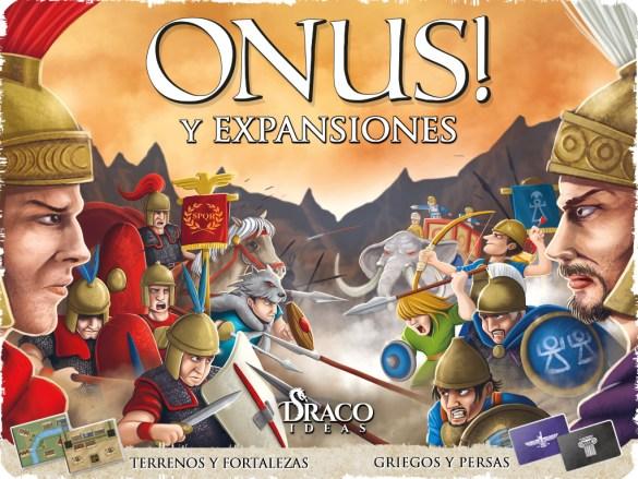 ONUS! Expansiones