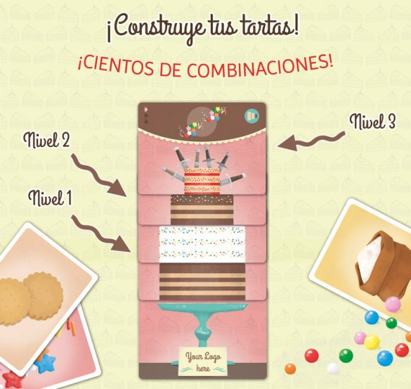 war of cakes juego