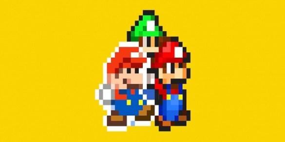 Mario de Papel Super Mario Maker