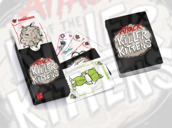 Attack of the Killer Kittens