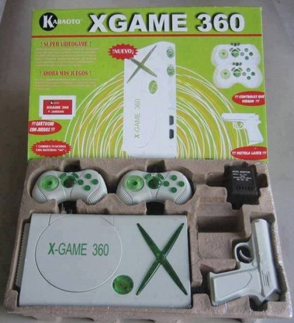 X game 360