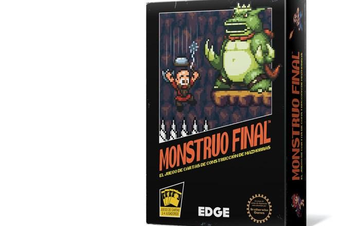 Monstruo Final El Juego De Cartas Para Ser El Malo Del Videojuego