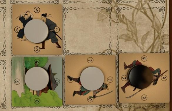Onami card game