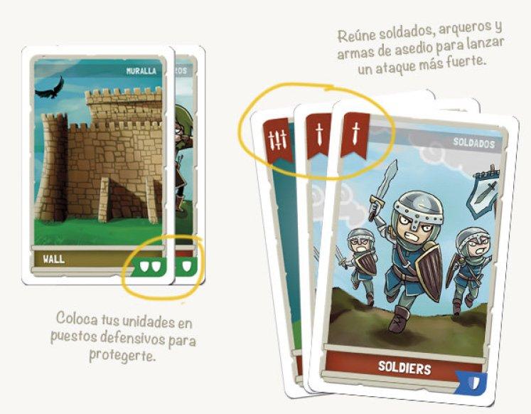 castlecards juego de cartas
