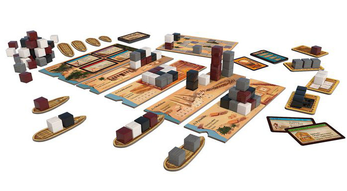 Imhotep juego