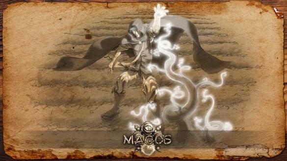 MAGOS Freedon's element
