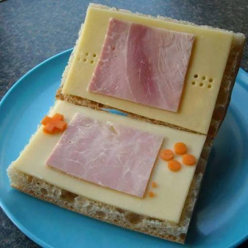 Sanwich nintendo