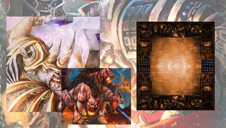 Warlords of Terra juego