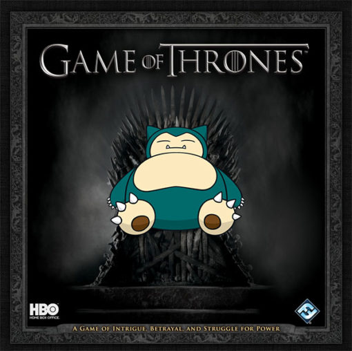 Game of Thrones Pokemon