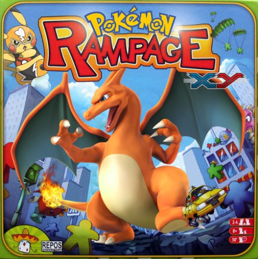 Rampage Pokemon