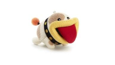 Poochy Yoshi's Woolly World