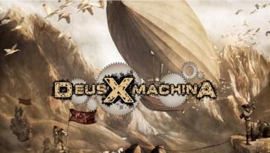 Deus X machina RPG