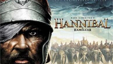 Aníbal y Amílcar Roma contra Cartago 20 aniversario