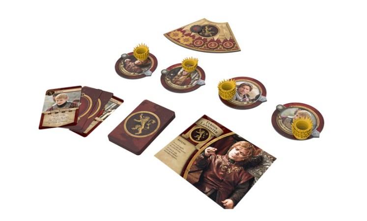 Juego de Tronos juegos de mesa