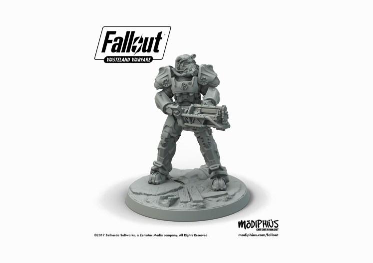 Fallout Wasteland Warfare juego