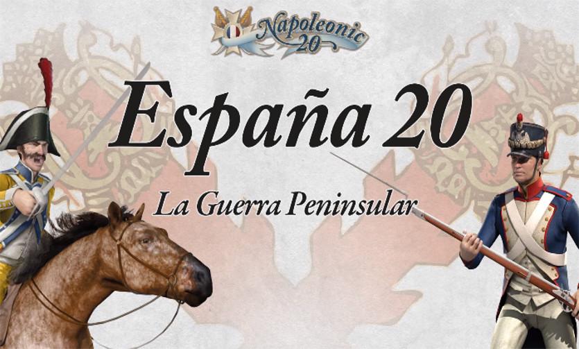 España 20: La Guerra Peninsular se financia en siete horas