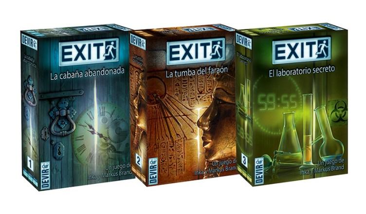 Exit Devir