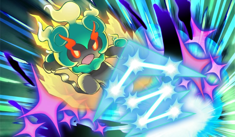 Marshadow Pokemon