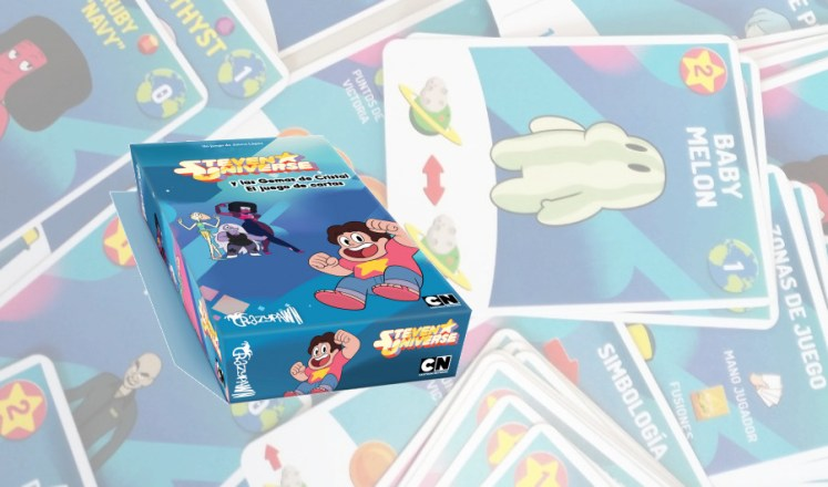 Steven Universe juego de mesa