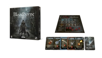 Bloodborne: El juego de cartas Edge
