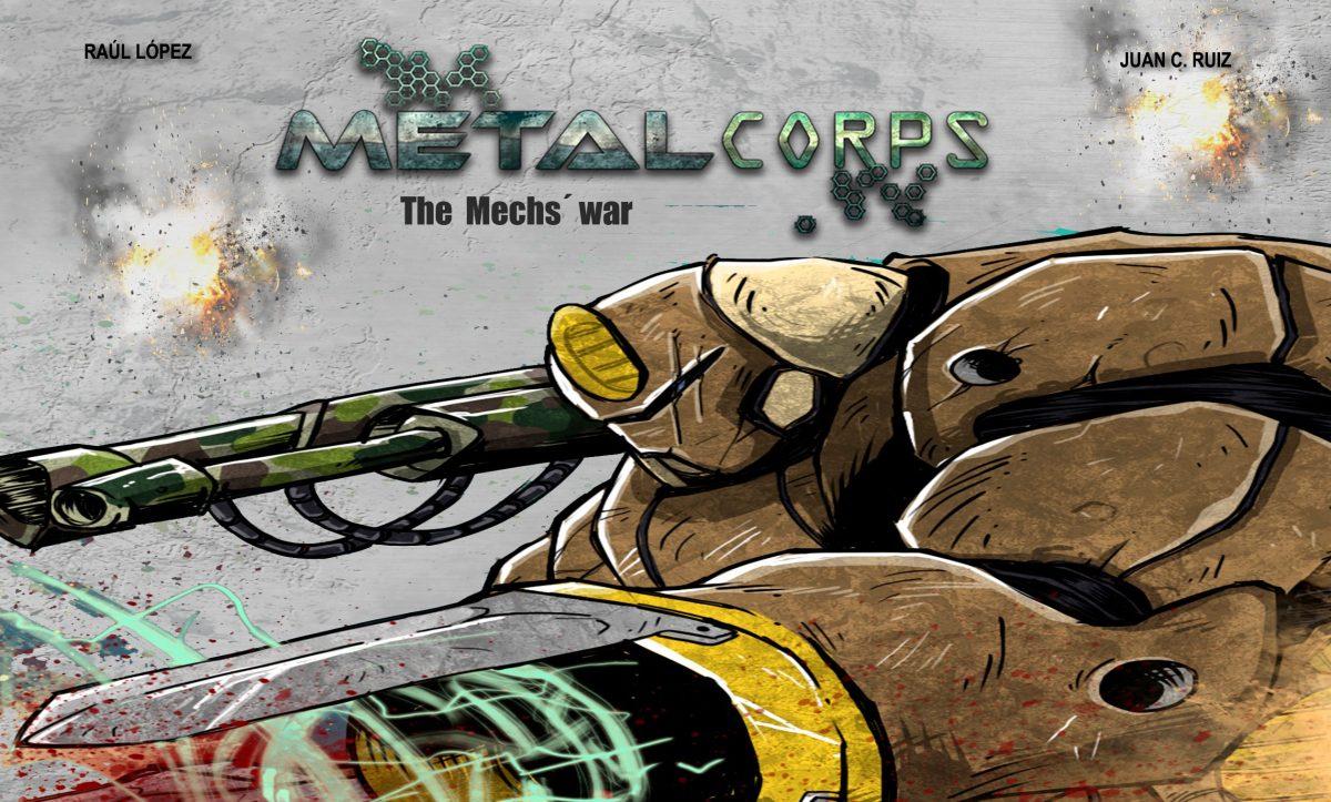 Atomo Games concreta nuevos detalles de Metalcorps