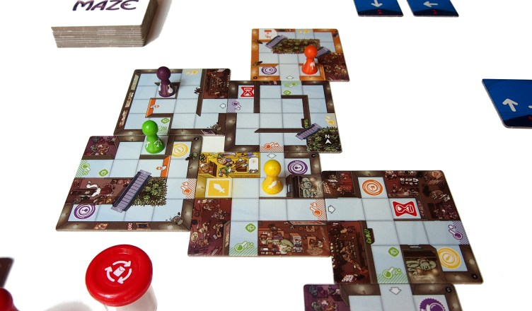 Magic Maze: Security