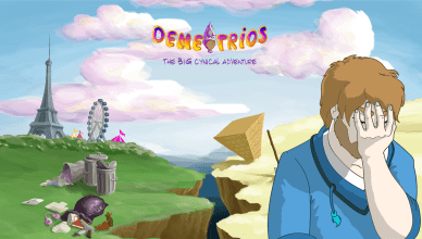 Demetrios: The BIG Cynical Adventure
