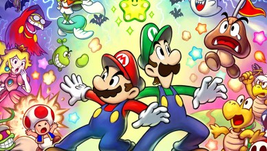 Mario & Luigi Superstar Saga + Secuaces de Bowser