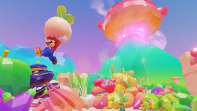 Super Mario Odyssey Gamescom