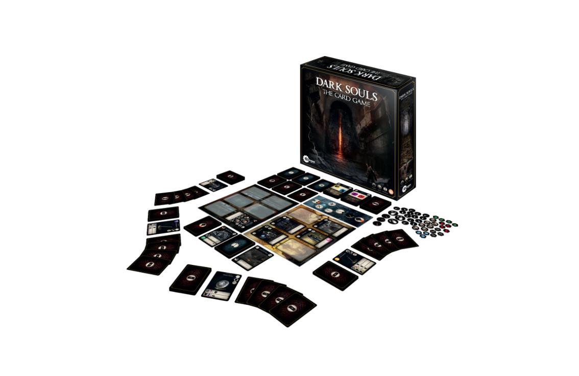 Presentado el juego de cartas de Dark Souls