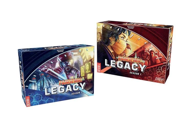 Pandemic Legacy reedición