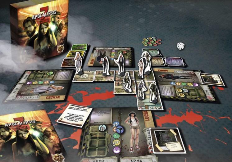 Apocalipsis Z juego