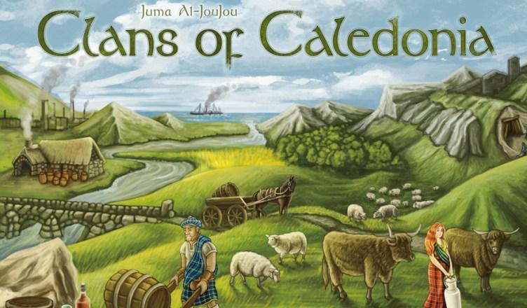 Clans of Caledonia español