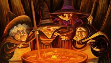 Las Brujas de Cernégula