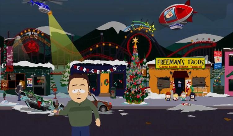 South Park Retaguardia en Peligro