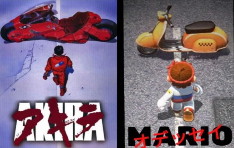 Super Mario Akira