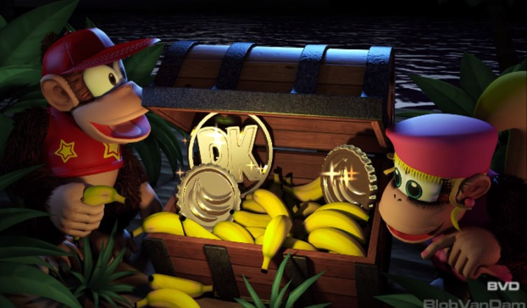 Donkey Kong Country 2 HD