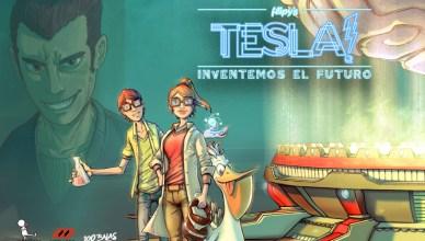 Flipy's Tesla!