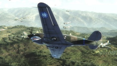 Flying Tigers Shadows Over China