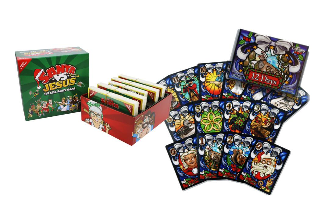 Los 5 Juegos De Mesa Navidenos Mas Originales Consola Y Tablero