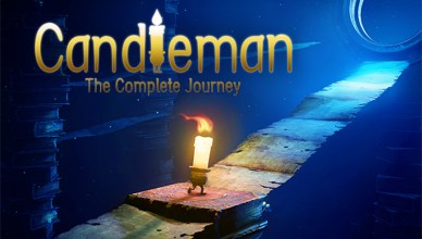 Candleman The Complete Journey