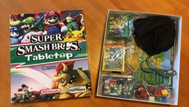 Super Smash Bros. juego de mesa