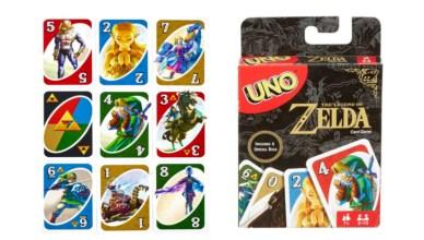 UNO The Legend of Zelda