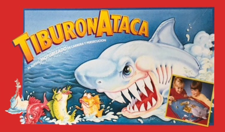 Tiburón Ataca