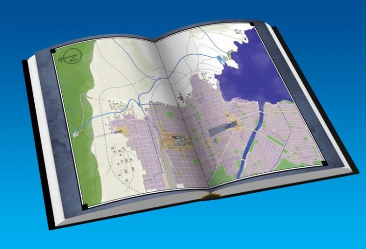 Virtual Cities
