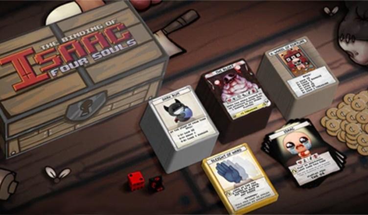 The Binding of Isaac juego de mesa